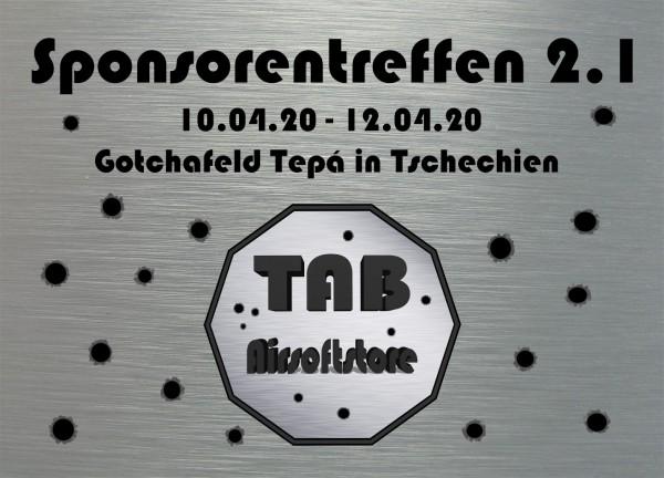 TAB-Sponsorentreffen 2.1 - Standard