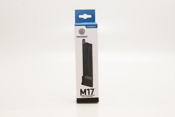 Sig Sauer Ersatzmagazin M17/P320 CO2 - schwarz