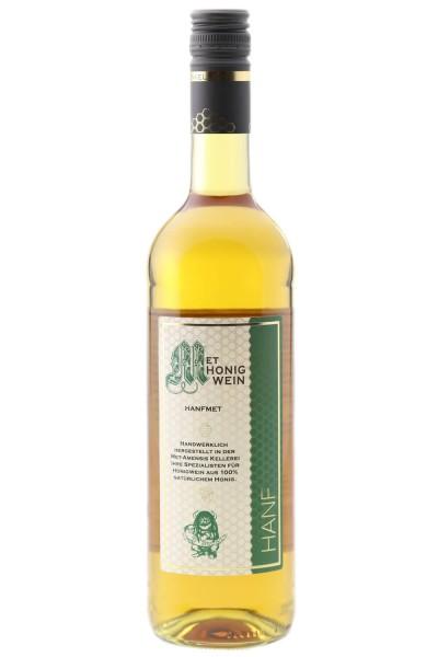 Flasche Hanf Met / MET Amensis Honigwein mit Hanf, 10% vol. / 750ml