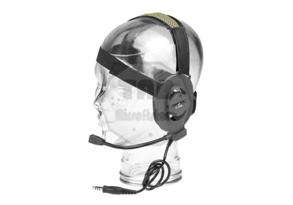 Elite II Headset Foliage Green (Z-Tactical)