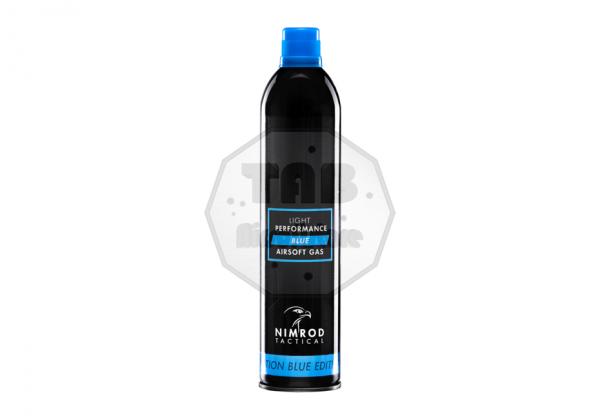 Light Performance Blue Gas 500ml (Nimrod)
