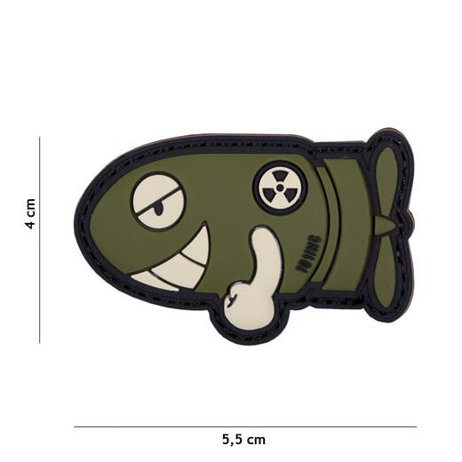 Funny Torpedo, green (JTG)
