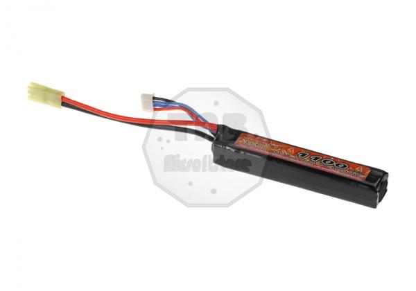Lipo 11.1V 1100mAh 20C Stock Tube Type (VB Power)